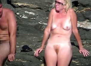 Nudists families