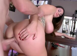 Alison tyler riding