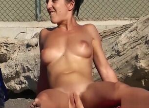 Nude beach hd video